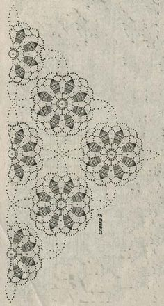 How to Crochet a Solid Granny Square Crochet Motifs, Crochet Diagram, Crochet Chart, Crochet Doilies, Crochet Flowers, Crochet Lace, Crochet Stitches, Crochet Patterns, Poncho Au Crochet