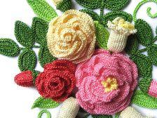 Really Pretty Crochet , by Nicole Galan
