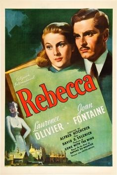 Rebecca (1940) movie #poster, #tshirt, #mousepad, #movieposters2