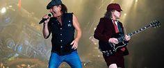 De Australische hardrockband AC/DC heeft tien Amerikaanse concerten moeten annuleren wegens zware gehoorproblemen van zanger Brian Johnson.