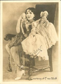 Tracey-anne's Blog: Boudoir Dolls