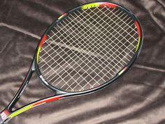 wilson prostaff classic 6.1. best racquet ever made.