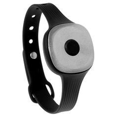 Fixez vos objectifs et optimisez votre forme avec ce bracelet connecté. Synchronisez le bracelet avec l'application dédiée sur votre smartphone. Vous pouvez suivre l'évolution de vos performances et calculer votre activité physique quotidienne. L'application vous permet aussi d'améliorer la qualité de votre sommeil grâce à l'analyse de la durée et de la qualité de votre sommeil.   #coach #sommeil #santediscount #mercurochrome #santéconnectée