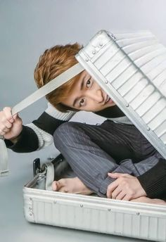 Yes! That means Ohno can fit in my suitcase.. muahahahha