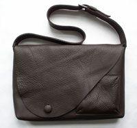 Floppy shoulder bag