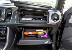 Put your Small Important Things Safe inside Car Hidden Compartment Kit - Pre-Registered Members Hidden Compartment In Car, Hidden Compartments, Secret Storage, Car Storage, Stash Spots, Inside Car, Car Keys, Truck Accessories, Gucci Nike