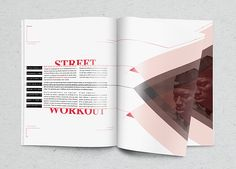 Diseño Editorial Experimental on Behance
