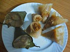 Chimanadde - pattolis in leaf cones