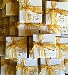 #cajas #bombonesjoya #alicebentley personalizadas para la #joyeriarabat #Rabat www.alicebentleychocolates.com