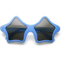 Novelty star shape glitter party superstar sunglasses 9537 (€11) ❤ liked on Polyvore featuring accessories, eyewear, sunglasses, glasses, nose bridge glasses, multi color sunglasses, colorful sunglasses, lens glasses and party glasses