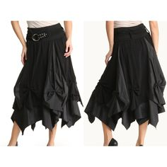 Gorgeous skirt from Tiziana Cervasio.