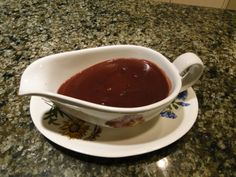 We made this port wine reduction sauce for filet mignon a couple weeks ago - an awesome sauce indeed!