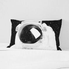 ASTRONAUT pillowcover / SPACEMAN pillowcase by i3Lab on Etsy