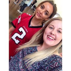 Jade with @katewoolley_ during the dance rehearsals today // June 30th