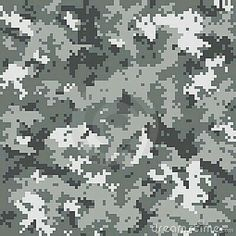 894ad2acd9 Illustration about Illustration of Digital camouflage seamless pattern.  Illustration of military