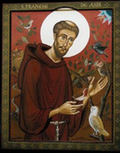 St Francis (catholic saint)