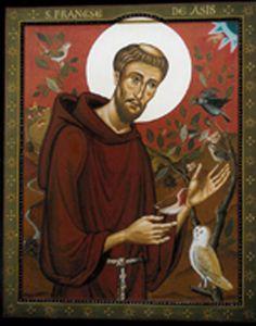 St Francis (catholic saint)