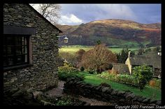 The Lake District...is there any place in the world more peaceful and relaxing?