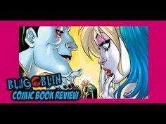 Blugoblin Comic Book Review 2/1/17