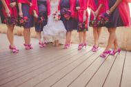 Chicago Wedding at Pazzo's at 311 from Kristin La Voie Photography | Style Me Pretty