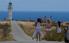 #Lighthouse at Cap de Barbaria    http://dennisharper.lnf.com/