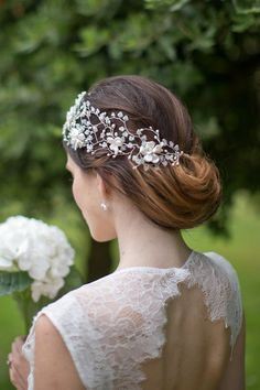 Idea Peinado novia