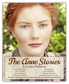 Anne of Green Gables Collection for Kindle + link to free audio books of these and MORE (listen to them while EXERCISING!) at LibriVox.org