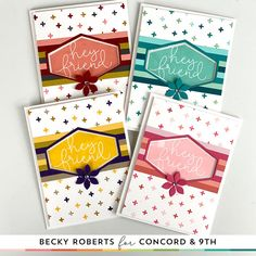 Concord And 9th, Happy Summer, Coral Pink, Soft Colors, My Favorite Color, Color Inspiration, Color Combinations, Card Making, Paper Crafts