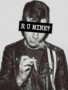 Yes, I'm yours (melting) ♥