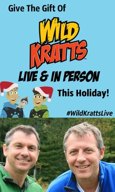 Wild Kratts Live Holiday Giveaway Ends Wild Kratts, Pbs Kids, Busy Bee, Giveaways, Holiday Gifts, Saving Money, Activities, Thoughts, Live
