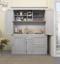 Emejing Armadio Cucina Monoblocco Contemporary - Ridgewayng.com ...