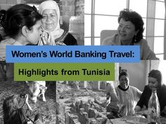 Our travelers met real-life microfinance clients, visited their businesses, spoke with a woman microfinance leader and toured Tunisia. You can see highlights from the trip here: http://flic.kr/s/aHsjFLk8hp