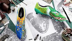 Adidas Tatoo lorsque le sport devient un mouvement artistique Real Madrid Third Kit, Yohji Yamamoto Shoes, World Soccer Shop, Football Boots, Soccer Cleats, Akira, Product Launch, Sneakers Nike, Footwear