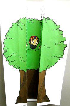 Zaqueu na Árvore (3)