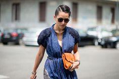 Milan street style :: Tina Leung - The Cut