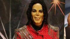 Michael Jackson disfrazado de Rociíto