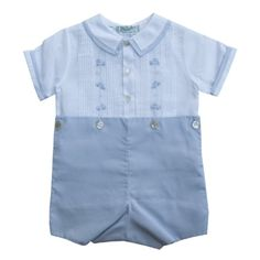 Feltman Brothers White and Blue Bobbie Suit,Classic Baby Boy Clothes at Heirlooms To Be Baby Outfits, Kids Outfits, Baby Boy Romper, Baby Boy Newborn, Baby Boys, Baby Shower Gifts For Boys, Baby Shower Invitations For Boys, Vintage Baby Clothes, Cute Baby Clothes