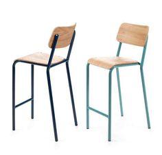 Declercq Mobilier : Tubular Furniture   Flodeau.com voor aan keukeneiland
