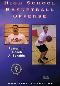 High School Basketball - Offense DVD - Click picture for details