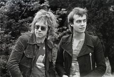 Barrie Wentzell | Elton John & Bernie Taupin