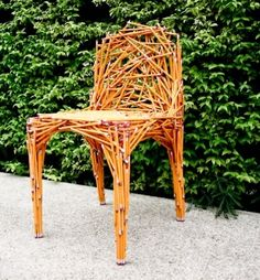 Pencil Chair by Anon Pairot | 21 Works Of Art For The Office Supply Fetishist In You