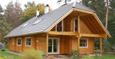 The Timber Frame House is an Impressive Prefab Kit in the $25,000 Range