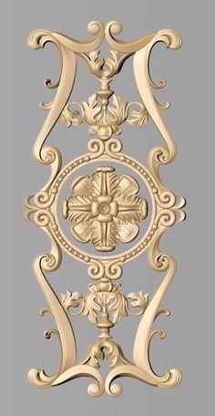 SSL, MAX, Models Wood Carving Designs, Wood Carving Patterns, Wood Carving Art, Wall Molding, Ornaments Design, Ornament Crafts, Ceiling Design, Door Design, Sculpture Art