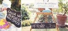 Un matrimonio country chic: Martina e Gabriele