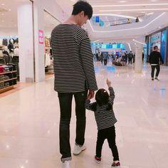 Image about cute in ulzzang by Oumaima Lahboub Cute Asian Babies, Korean Babies, Asian Kids, Cute Babies, Mode Ulzzang, Ulzzang Kids, Ulzzang Couple, Ulzzang Style, Ullzang Boys