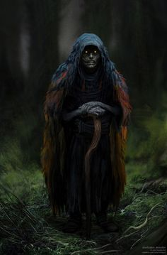 Witch in the Forest
