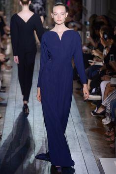 Valentino Fall 2012 Couture Fashion Show - Nimue Smit