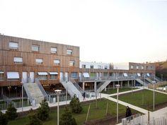 58 logements intermédiaires, Valenton, TVK - Trévelo & Viger-Kohler Architectes Urbanistes - Realisation