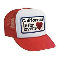e6351284d73aa California is for Lovers Hat by Aviator Nation