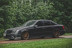Mercedes E55 Amg, Mercedes E Class, Motorcycle Stickers, Sedans, Stance Nation, Motor Car, Cars And Motorcycles, Dream Cars, Benz